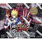 YuGiOh Absolute Powerforce 1st Edition Booster Box