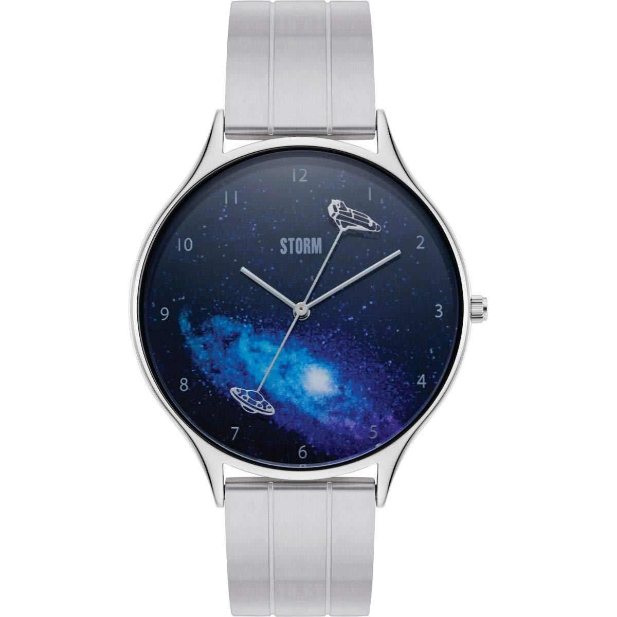 47428b Para De Hombres London Storm Pulsera Blue Interstellar Reloj Fcl1TKJ