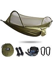NATUREFUN Aluminum Alloy Locking Carabiner Keychain Hook Clip Large Hook Buckle Outdoor Camping Hiking Gear,Ultralight