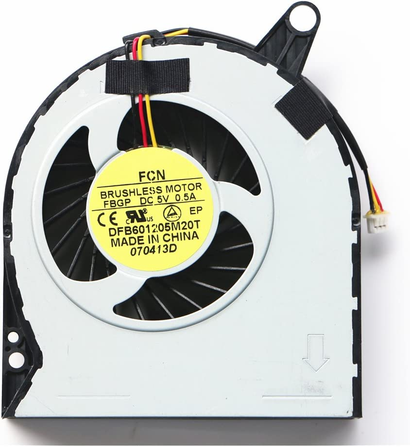 Laptop CPU Cooler Fan For Acer Aspire V3-771 V3-771G V3-772 V3-772G CPU Cooling Fan