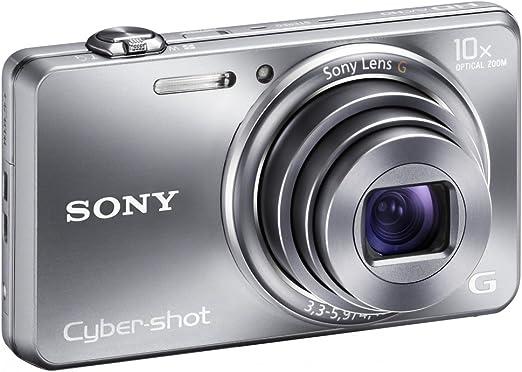 Sony Dsc Wx100s Cyber Shot Digitalkamera 2 7 Zoll Kamera