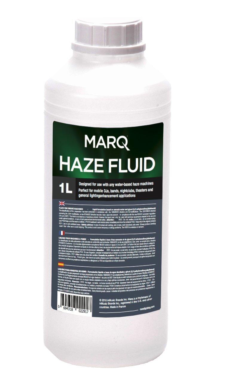 MARQ Fog Fluid - Líquido en base de agua para máquina de humo desde 400 W, densidad media y larga duración, 5 L: Amazon.es: Instrumentos musicales
