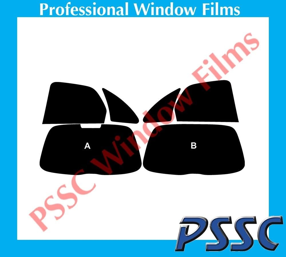 PSSC Pre Cut Rear Car Window Films for Citroen Xsara Picasso 1999-2015 5/% Very Dark Limo Tint