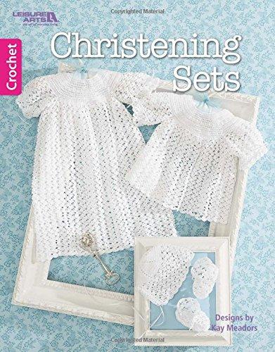 Christening Sets to Crochet (6544) (Gown Christening Crochet)
