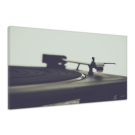 Tocadiscos longp Layer Single HiFi Música Lienzo Póster Impresión ...