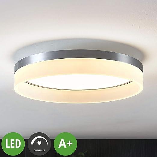 LED Lámpara de techo Jessica (Moderno) en Blanco hecho de ...
