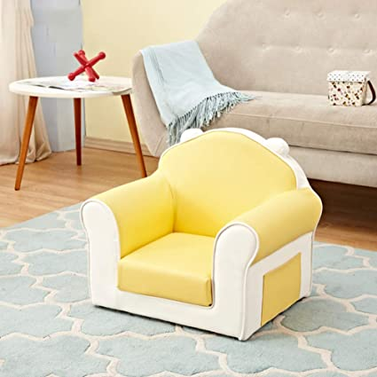 Amazon.com: WAYERTY Children Sofa, Childrens Armchair Cute ...