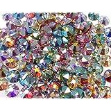 HOTFIX SWAROVSKI Crystal Rhinestones FlatBack AB Only MIX 20ss