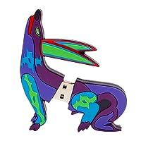 By Mexico USB modelo Alebrije 8 GB