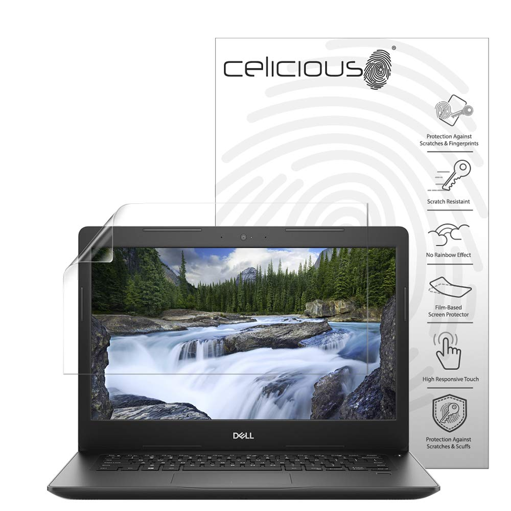 Touch Celicious Privacy Plus 4-Way Anti-Spy Filter Screen Protector Film Compatible with Dell Latitude 14 5400