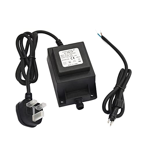 Low Voltage Outdoor Lighting Transformer 22w: Amazon.co.uk