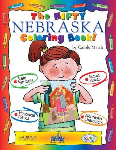 Read Online The Nifty Nebraska Coloring Book! (Nebraska Experience) pdf epub