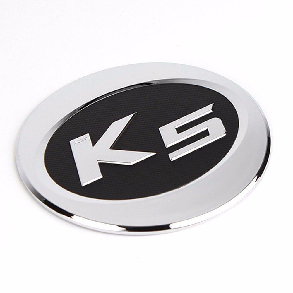 K5 2011-2014 KYOUNGDONG K-165 Chrome Fuel Tank Cap Cover Molding Trim for Kia Optima