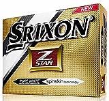 Srixon Z-Star - Standard Golf Balls Color: White by