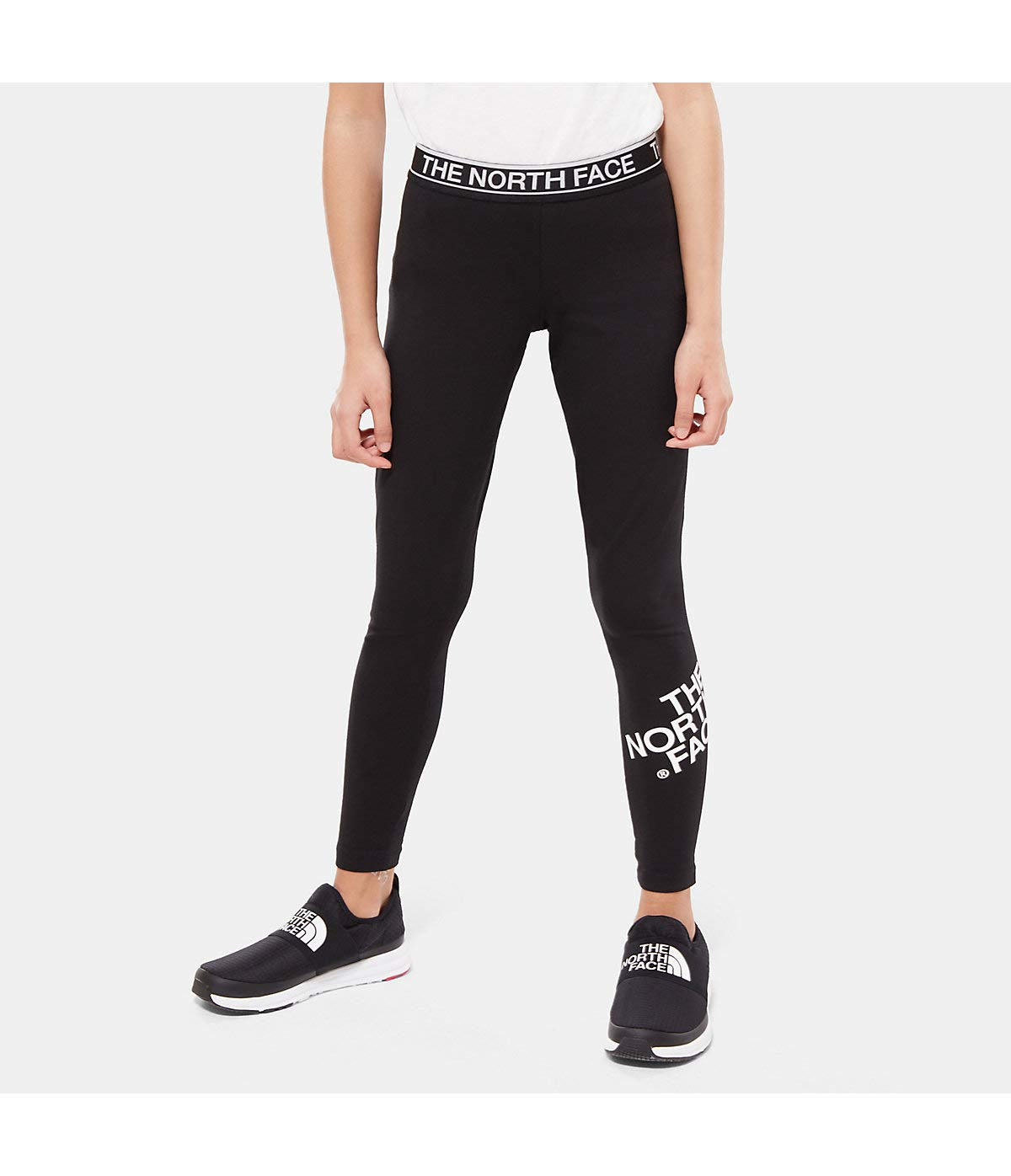 THE NORTH FACE Mädchen Cotton Blend Leggings
