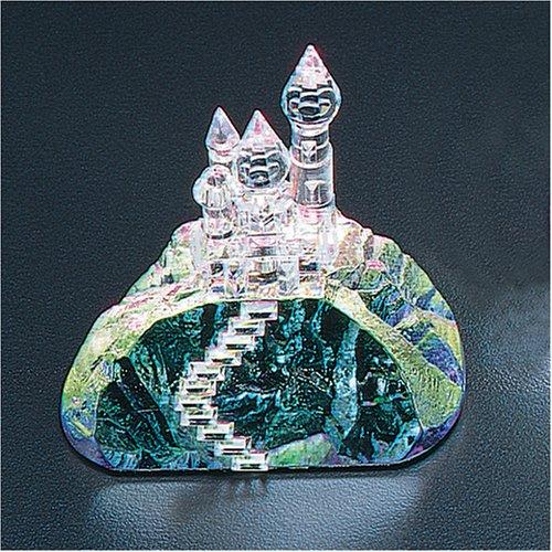 "CRYSTAL WORLD ""Small Fantasy Castle"""