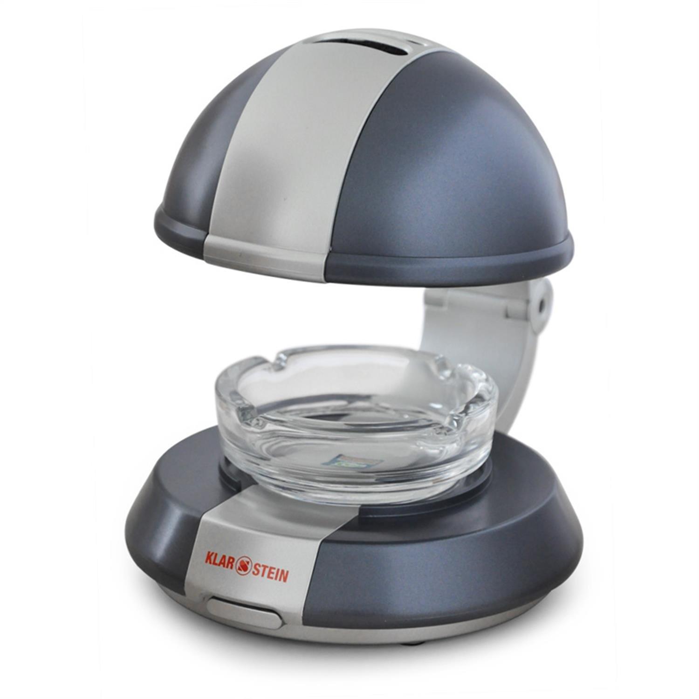 Connu Klarstein Cendrier purificateur d'air - Assaissineur odeur et  QF07