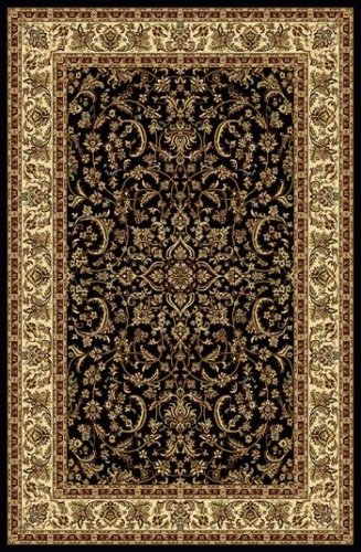 Radici USA Noble Durable Soft Rug (9.1 ft. x 12.1 ft. in - Noble Rug Radici Black