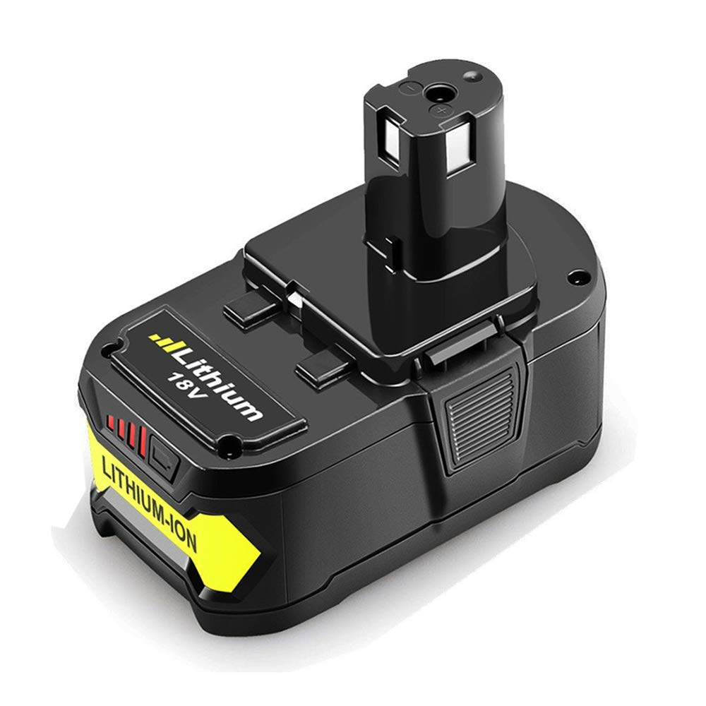 18V 6.0Ah Battery for Ryobi Lithium Ion ONE+ Plus P102 P103 P104 P105 P107 P108 P109 P122 Cordless Power Tools