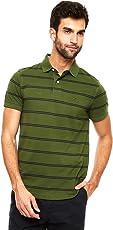 Tommy Hilfiger Playera tipo Polo Verde Polo para Hombre