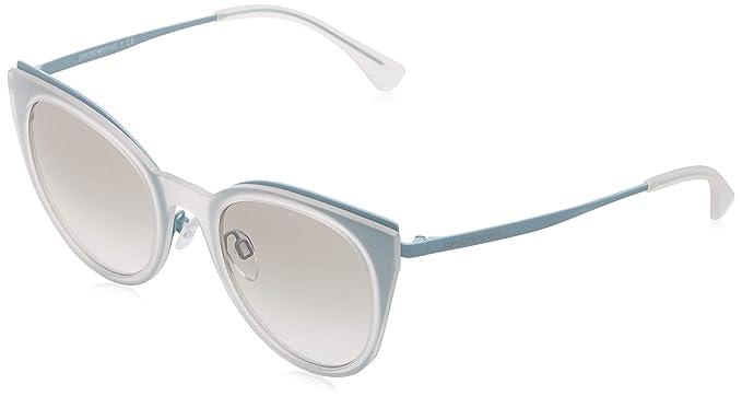 Emporio Armani 0EA2063, Gafas de Sol para Mujer, Matte ...