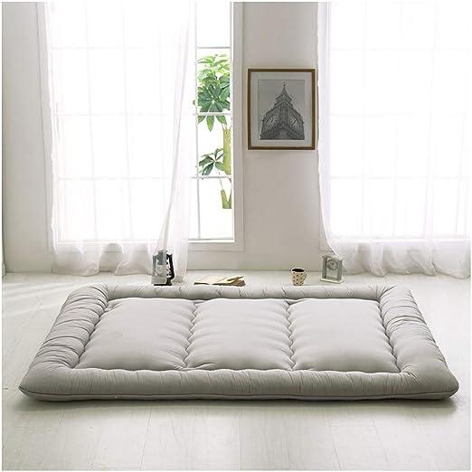 Colchon 100% de Cama de algodón futón Colchón, Estudiante ...