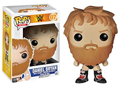 Funko Pop! WWE: Daniel Bryan Action Figure