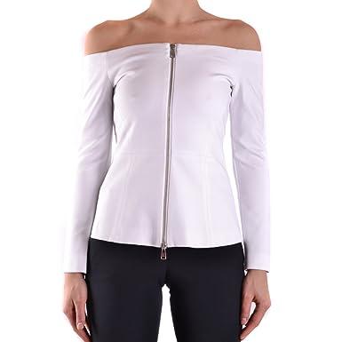 a0d5ab5960 Pinko Jacket White at Amazon Women's Clothing store: