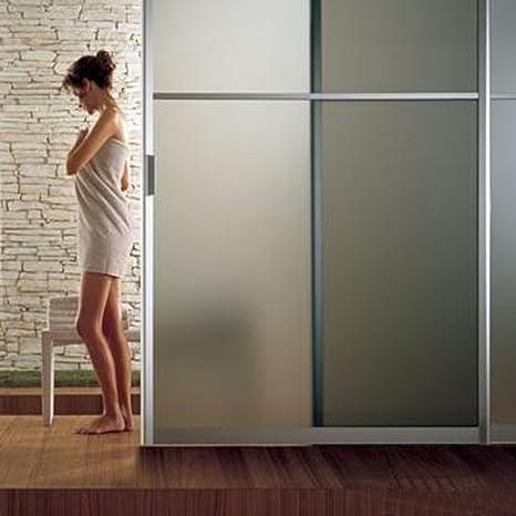 YQ WHJB No Glue Static Glass Films,Decorative Privacy Window Film,Pvc  Waterproof Frosted