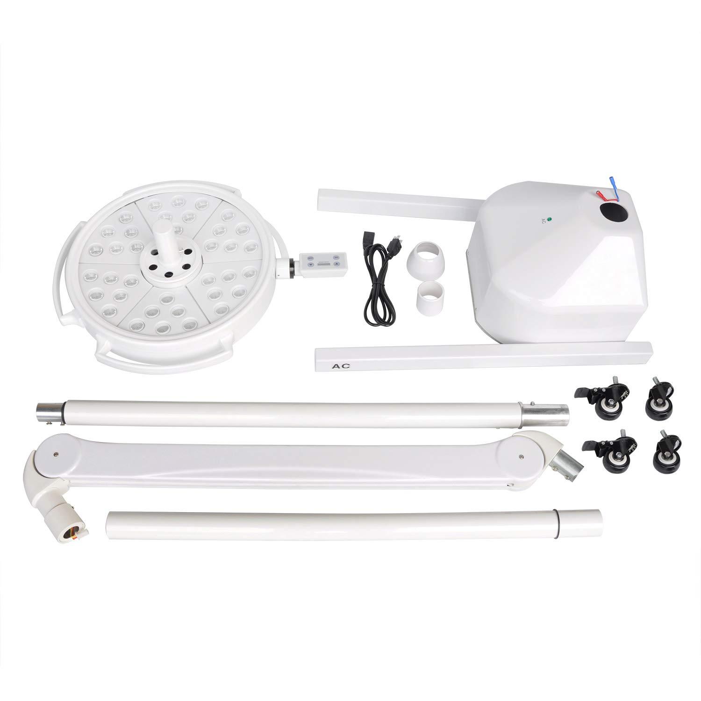 Amazon.com: Wotefusi – Lámpara LED de quirúrgico soporte de ...