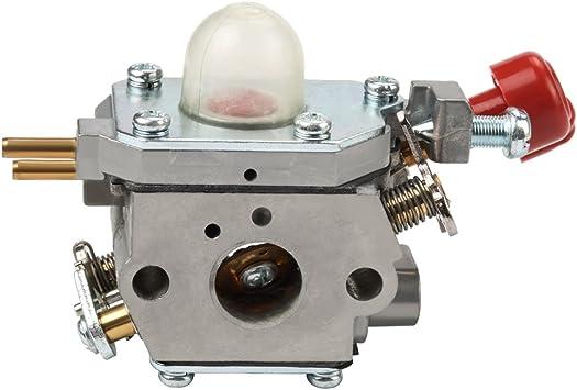 Amazon.com: HIPA 753 – 06288 carburador + Tune Up Kit Filtro ...