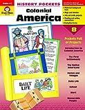 History Pockets: Colonial America, Grades 4-6+