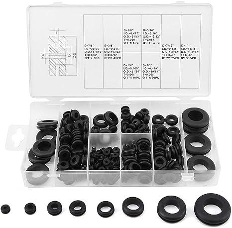 Rubber Grommet Kit Assortment Kit Gromet
