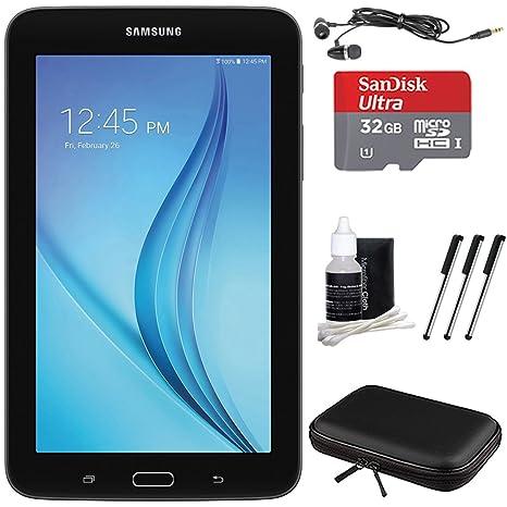 Samsung Galaxy Tab E Lite 7.0 Tablet de 8 GB, (WiFi) Tarjeta ...