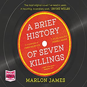 A Brief History of Seven Killings Audiobook