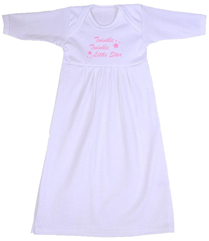 BabyPrem Baby Gown Sleepwear Twinkle Star Clothes Boy Girl Newborn - 6 Months BEE020