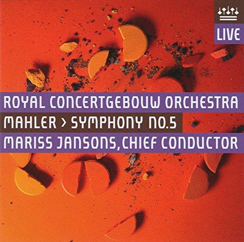 Mahler: Symphony No. 5 by RCO Live