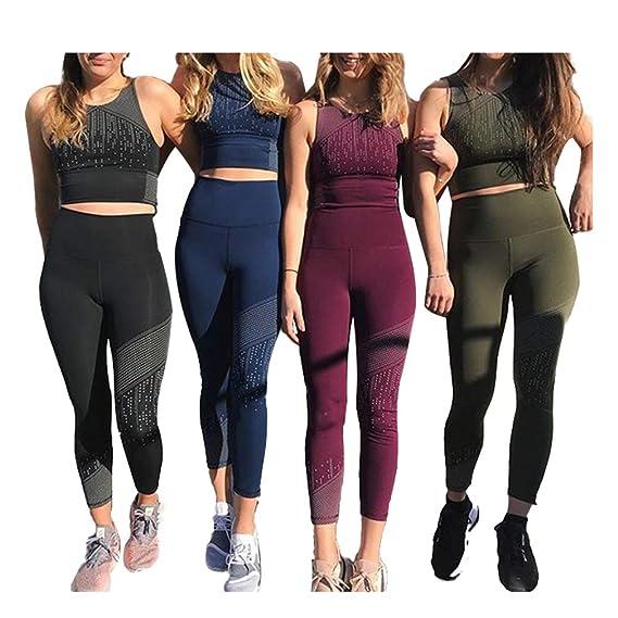 3dd11ffc2ec Women s Yoga Wear Set