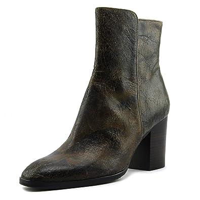 Sonoma Block-Heel Booties Women's Shoes Tobacco 9.5M