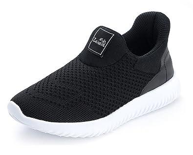 Neu Jungen Mädchen Kinder Schuhe Sportschuhe Kinderschuhe Rutschfest Sneakers