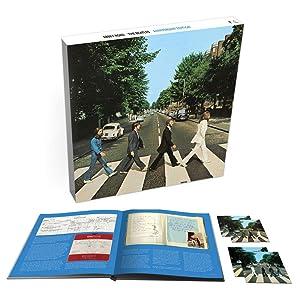ΤΗΕ ΒΕΑΤLΕ'S 5Oth ΑΝΝΙVΕRSΑRΥ οf ΑΒΒΕΥ RΟΑD (DeΙuxe Βοxset 3CD/BLU-Ray). UK Edition