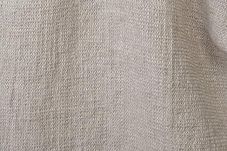 Pre-lavado tela de lino puro lino por el metro para toallas de baño –