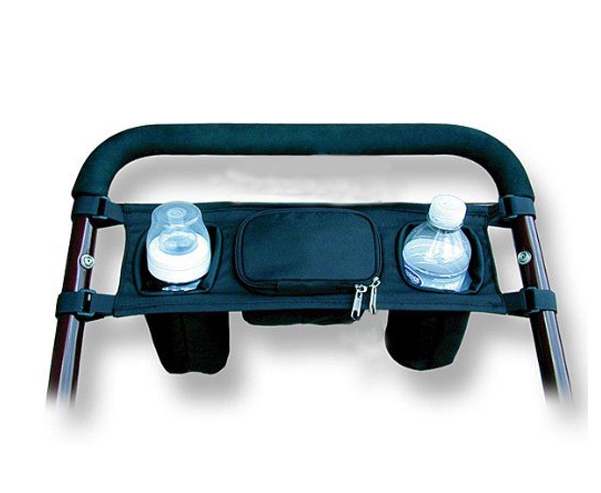 Mily Stroller Organizer Bag Best Jogging Stroller Accessories FREE Snack Cup Holder
