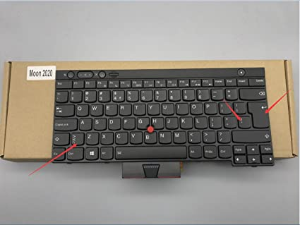 New Backlit Keyboard FRU 04X1240 0C01923 for Thinkpad T530 T530i W530 T430  T430s T430i X230 X230i 0B36143 04W3137 27P0GE CS12L84 V130020CS1