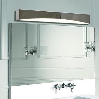 Moderne minimalistische LED Spiegelleuchte Bad Licht ...