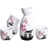 Lawei Conjunto de 5 piezas de sake