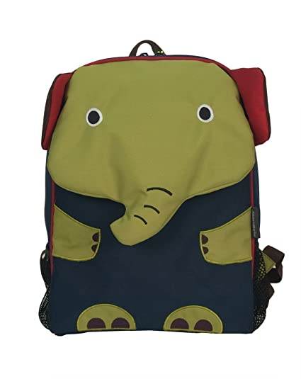 My Milestones 3D Animal Series Kids Toddlers Fun Backpack - Elephant  Amazon .in  Bags f2b9497e2144f