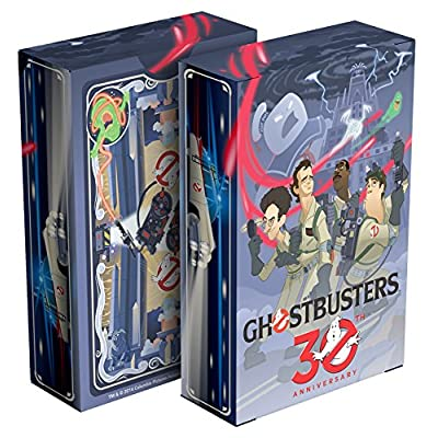 Albino Dragon Ghostbusters Playing Cards: Toys & Games