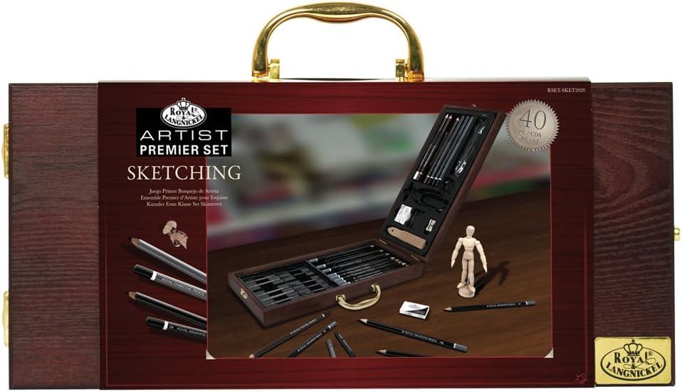 Caballete para Pintar RSET-ACR2020 Royal /& Langnickel