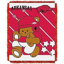 NCAA Arkansas Razorbacks Baby Blanket